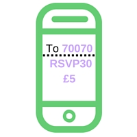 To 70070RSVP30 £5